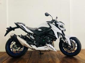 Moto Suzuki Gsx-s 750 Za 2020 Branca 0km Lançamento