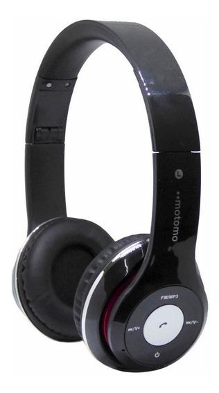 Headphones Bluetooth Dj Stereo Motomo-868