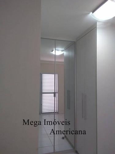 Venda - Casa - Jardim Boer I - Americana - Sp - 2859