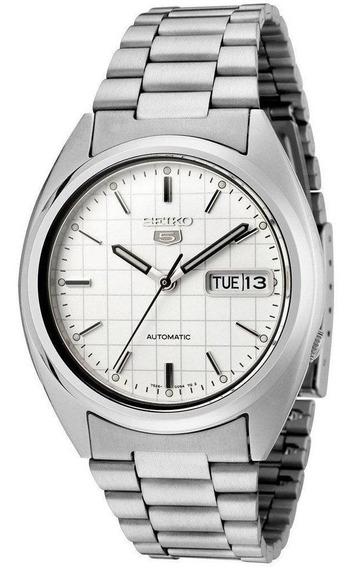 Relógio Seiko Automático Masculino Snxf05k