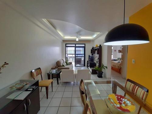 Apartamento Em Centro, Guarapari/es De 81m² 2 Quartos À Venda Por R$ 475.000,00 - Ap884214