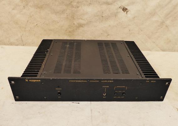 Amplificador Cygnus Modelo Pa-800 / Pa 800