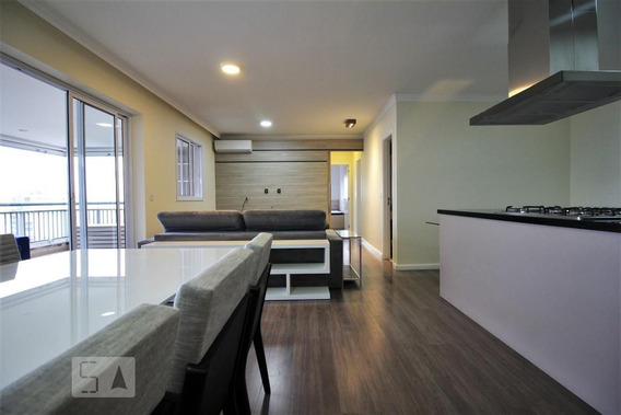 Apartamento No 22º Andar Mobiliado Com 3 Dormitórios E 2 Garagens - Id: 892953160 - 253160