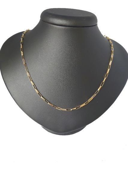 Corrente Cartie+pingente+pulseira Ouro 18kl 750