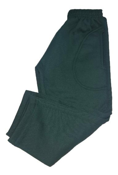 Pantalón Acetato Colegial Bordo Verde Talles 4 Al 16