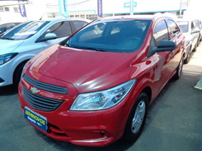 Chevrolet Onix Ls 1.0 2016 Vermelha Flex