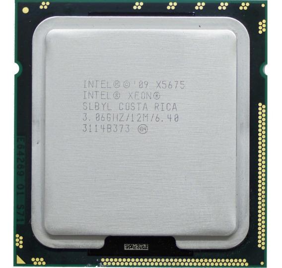 Par Processador Intel Xeon X5675 Hexa Core 3.06