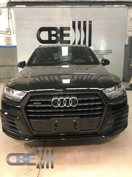 Audi Q7 S Line 2018 Blindaje Nivel 3 Plus
