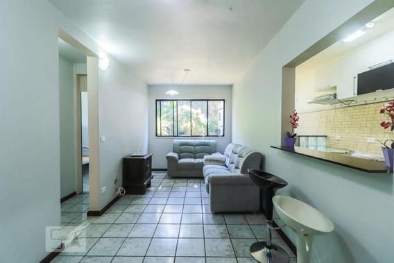Apartamento No 2º Andar Com 2 Dormitórios E 1 Garagem - Id: 892943939 - 243939