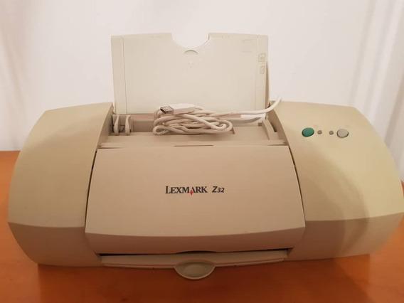 Impresora Lexmark Z32