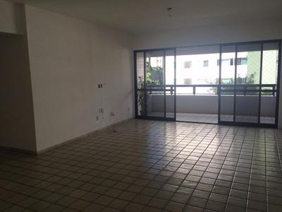 Apartamento Em Poço Da Panela, Recife/pe De 175m² 4 Quartos Para Locação R$ 2.300,00/mes - Ap140611