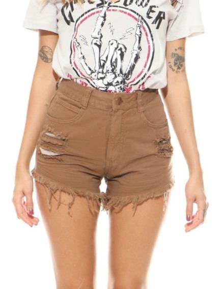 Short Jeans Lady Rock Original Promoção Frete Grátis