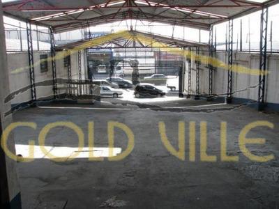 Galpão Industrial Para Locação, Vila Yara, Osasco - Ga1712. - Ga1712