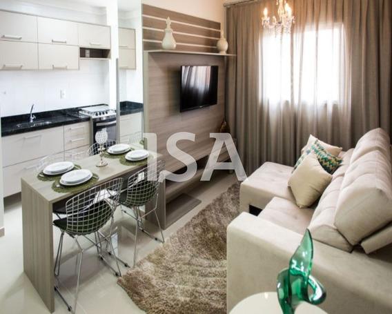 Lançamento Apartamento Venda, Condomínio Edifício Colorado, Vila Haro, Sorocaba, 2 Dormitórios, Banheiro, Sala , Cozinha Americana, Lavanderia - Ap02021 - 34097943