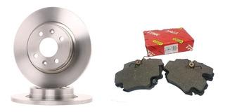 Kit Discos Y Pastillas Varga Sandero 1.6 8v K7m
