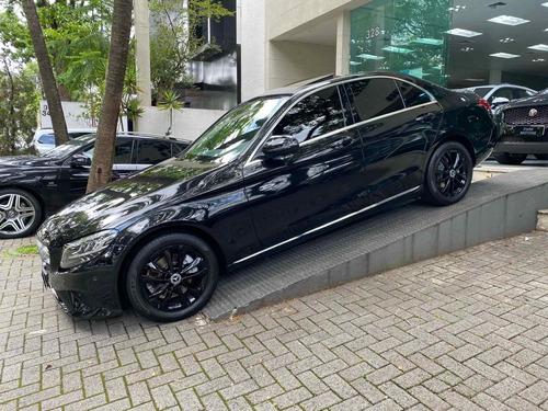 Mercedes-benz C 200 1.5 Eq Boost Híbrido 9g-tronic