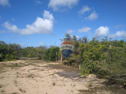 Terreno Em Pium Com 900m² - Loteamento São Pedro - Pium - Nisia Floresta - Te0148
