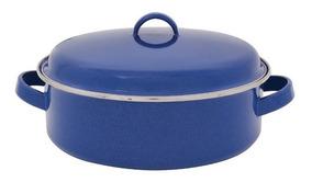Cacerola Azul Grafito 22 Cm 2.5 Litros, Incluye Envío