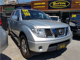 Nissan Frontier 2.5 Le 4x4 Cd Turbo Eletronic Diesel 4p Auto