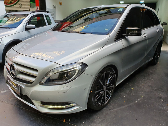 Mercedes Benz B200 Sport Turbo 2013
