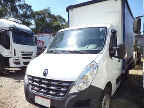 Renault Master Bau Sider Vendida Boa Sorte...