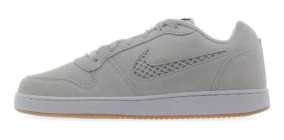 Tenis Nike Ebernon Low Premium - Aq1774002 - Gris - Hombre