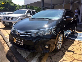 Toyota Corolla 2.0 Xei 16v Flex 4p Automatico 2014/2015