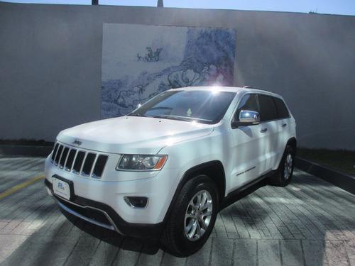 Imagen 1 de 13 de Jeep Grand Cherokee 2014 3.6 V6 Limited 4x2 At