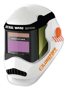 Mascara Fotosensible Lusqtoff St-star Automática