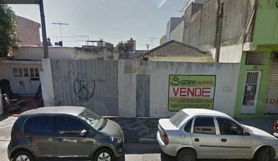 Terreno Em Área Comercial - Centro De Suzano/sp