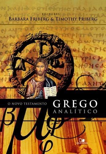 O Novo Testamento Grego Analítico