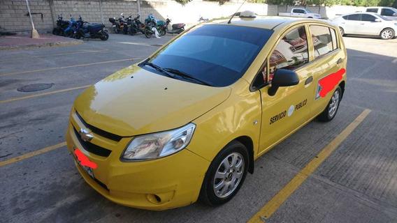 Taxi Chevrolet Sail, Modelo 2017. Con Cupo Incluido