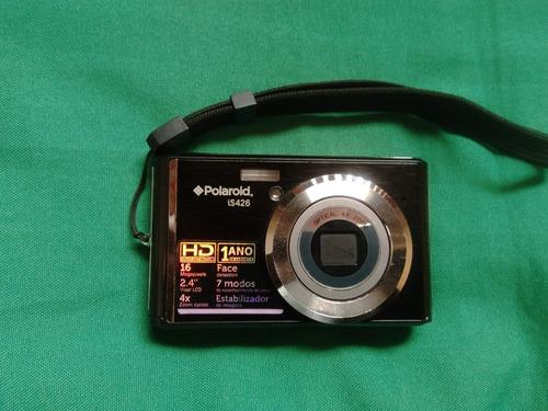Câmera Palaroid De 16megapixels Visor De 2,4 Zoom Óptico 4x