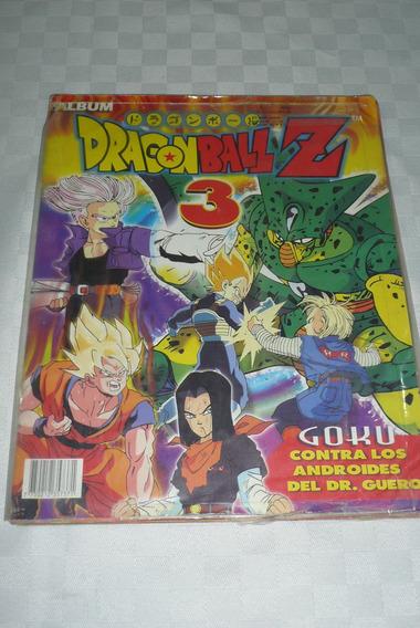 Album Dragon Ball Z 3