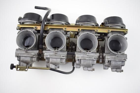 Carburador Completo Gsx 1100 R W 1994 Original Perfeito