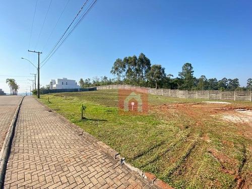 Imagem 1 de 16 de Terreno À Venda, 407 M² Por R$ 238.000,00 - Country - Santa Cruz Do Sul/rs - Te0148