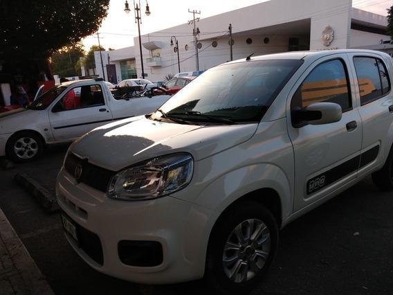 Fiat Uno 1.4 Attractive Mt 2016