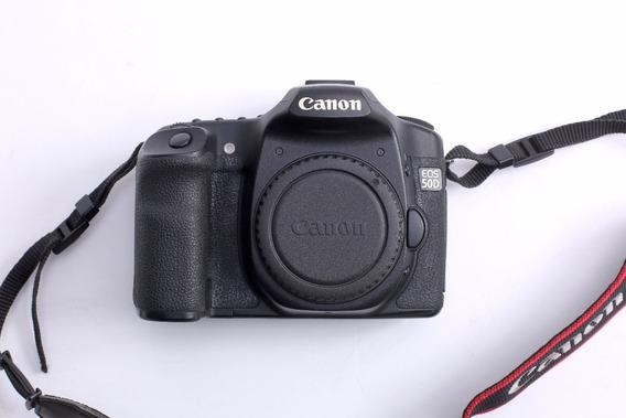 Canon 50d Solo Cuerpo ,muy Buen Estado