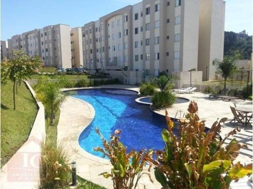 Apartamento Com 3 Dormitórios À Venda, 65 M² Por R$ 270.000,00 - Jardim Petrópolis - Cotia/sp - Ap0314