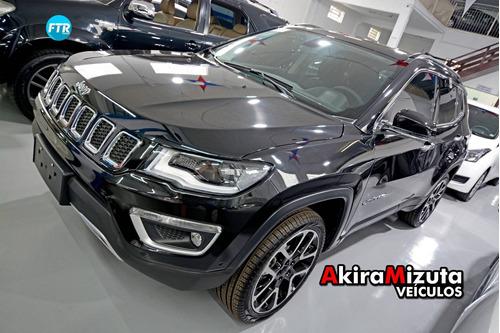 Imagem 1 de 9 de Jeep Compass 2.0 16v Diesel Limited 4x4 Automático