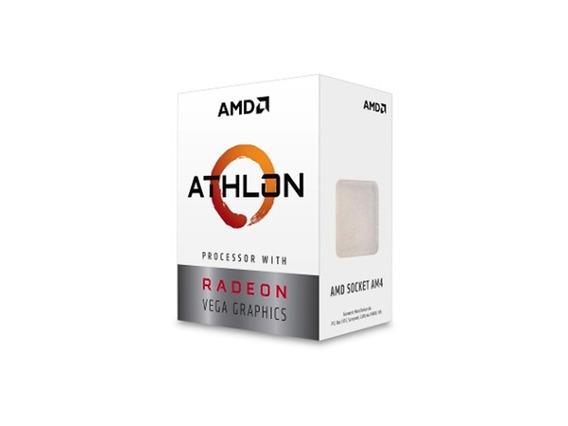 Processador Amd Athlon 200ge Dual Core 3.2ghz Am4 + Nfe
