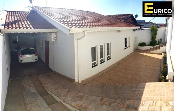 Casa À Venda No Jardim Pinheiros Em Valinhos/sp - Ca01839 - 34387725