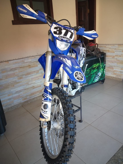 Vendo Wr 250 Toda Revisada