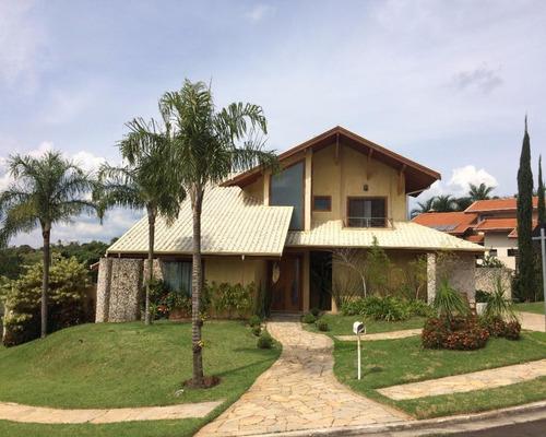 Casa A Venda Alphaville Campinas Permuta!!!! - Ca00086 - 68380669