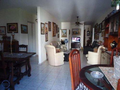 Apartamento Em Santos Bairro Gonzaga - V5694