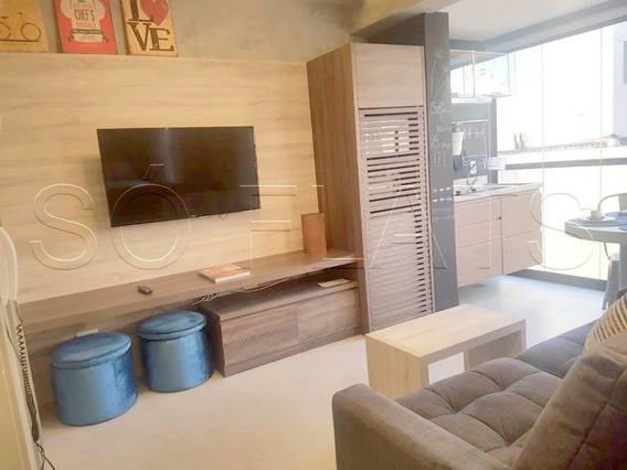 Apartamento 1 Dorms 36m² - Sf25602