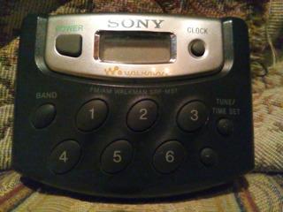Radio Sony Walkman Srf - M37 Digital 90