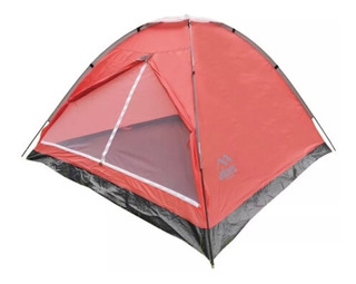 Carpa Alpes Galápagos Tipo Domo 4 Camping 2.10x2.10