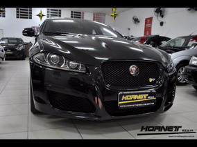 Jaguar Xf-r Supercharged 5.0 2015 *top*impecável*lindo*