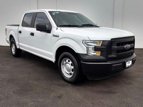 Ford F-150 Doble Cabina Blanco 2015